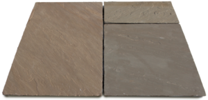 Forest Indian Stone Paving