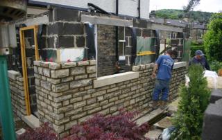 Tumbeld Walling Stone
