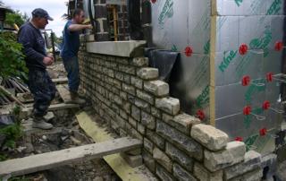 Tumbled Walling Stone