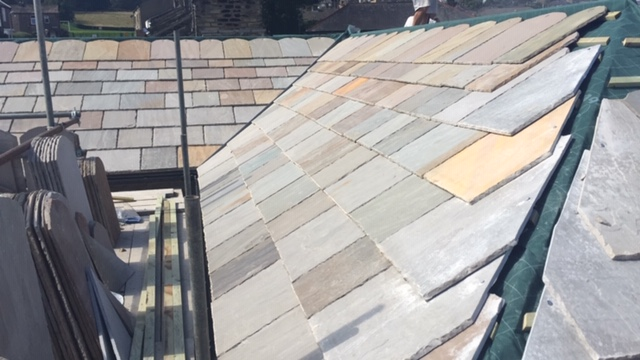 Indian Stone Roofing Slates